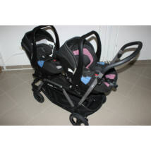 Duette Pop-Up PIROET DUO + RECARO PRIVA