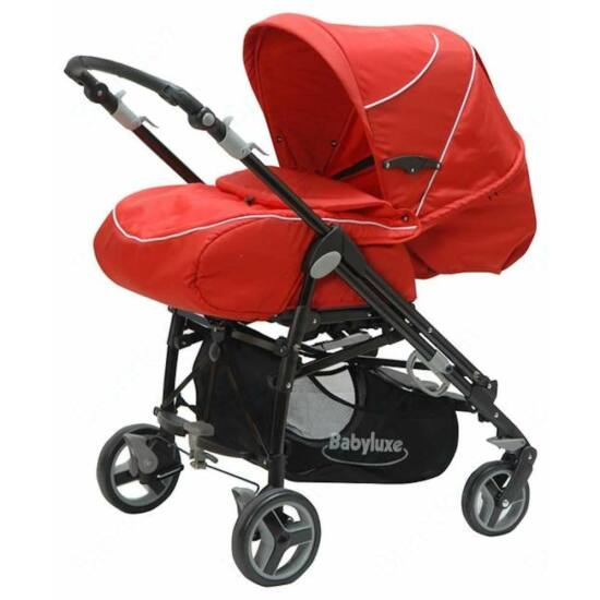 BabyLuxe Modena Red