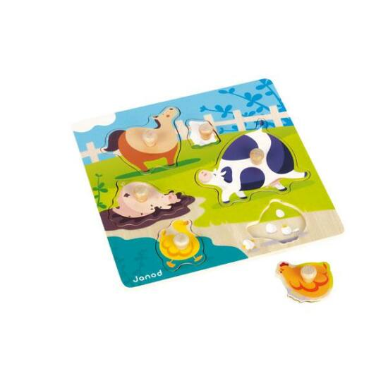 Happy Farm Puzzle AKCIJA